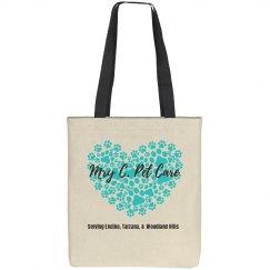 Mry C Pet Care Tote bag