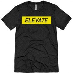 ELEVATE TRIBLEND TEE