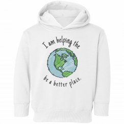 I am helping the world