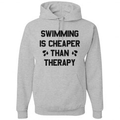 Swimming Is Cheaper Than Therapy