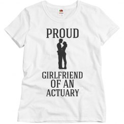 Proud Actuary Girlfriend