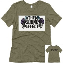 The Sound Effect T-Green