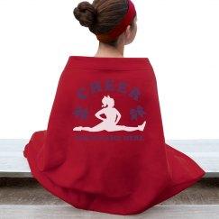 Custom Cheer Team Blanket