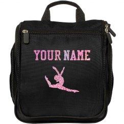 Travel Kit - Glitter Pink