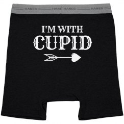I'm With Cupid Run