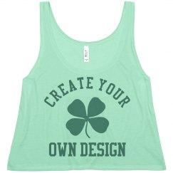 Custom Women's St. Patty's Shirts