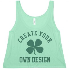 Custom Women's St. Patty's Shirts