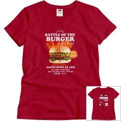 Battle of the Burger Women's