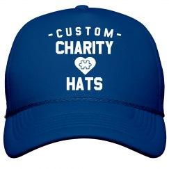 Customizable Charity Hats
