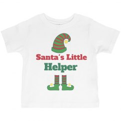 Santa's Help Toddler