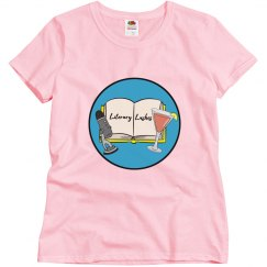 Literary Lushes Basic T-shirt