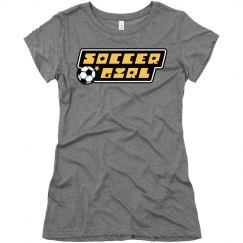 Super Soccer Girl