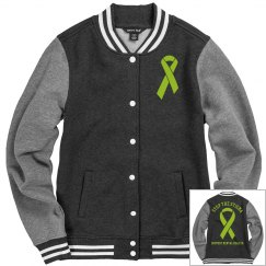 Stop the Stigma support mental health jacket