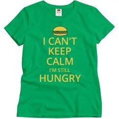 I'm still hungry