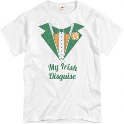 My irish disguise