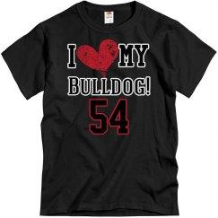 I Love My Bulldog!
