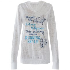 Glass Slipper Burnout Hoodie