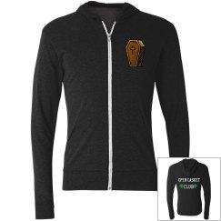 Open casket club sweatshirt