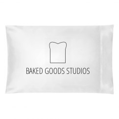 Baked Goods Pillow Case