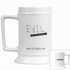 Evil Ceramic Stein