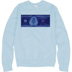 blu bill - sweatshirt