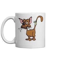 Scruffy Cat