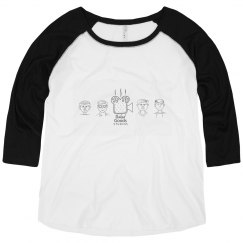 BAKED GOODS STUDIOS GIRL'S T-SHIRT