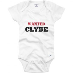 Wanted Clyde