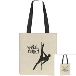 Aerial Angel sm tote tan