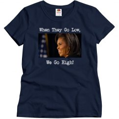 FLOTUS We Go High