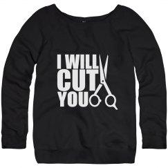 Hair Stylist Sweatshirt