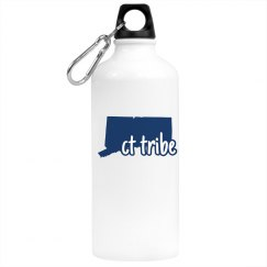 CT Mixxedfits aluminum water bottle