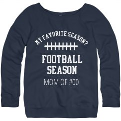 Football Mom's Favorite Season