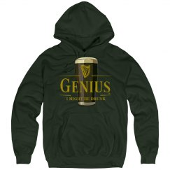 Drunk On Genius