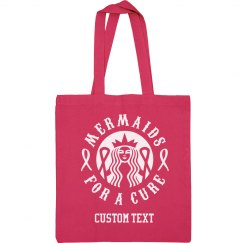 Customizable Mermaids for a Cure Bag