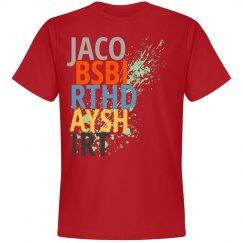 Jacobs birthday shirt