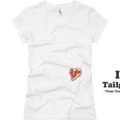 I Love Tailgating