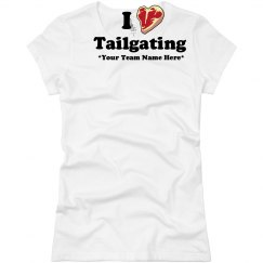 I Love Tailgating