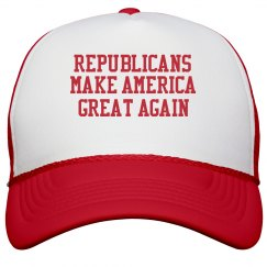 Republicans Support Trump Hat