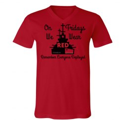 Navy Red Friday