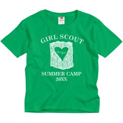 Girls Scout Summer Camp