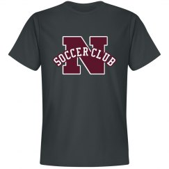 Custom Soccer Club Tee