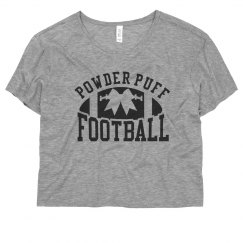 Powder Puff Football Crop