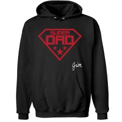 Personalized Super Hoodie