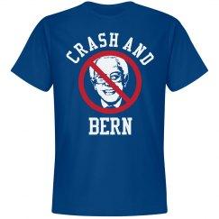Crash and Anti-Berner