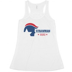 Strawman Trump Tank