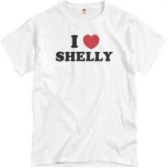 I love Shelly