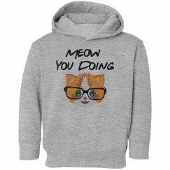Meow you doing