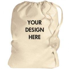Canvas Laundry Bag