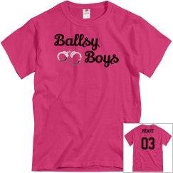 Ballsy Boys - Heart